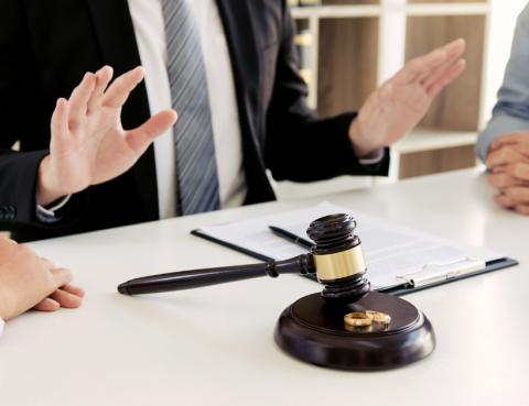 divorce litigation vs divorce mediation