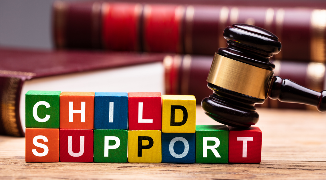 state of texas child support