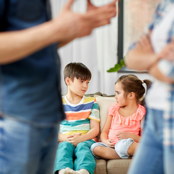 divorce in texas with child